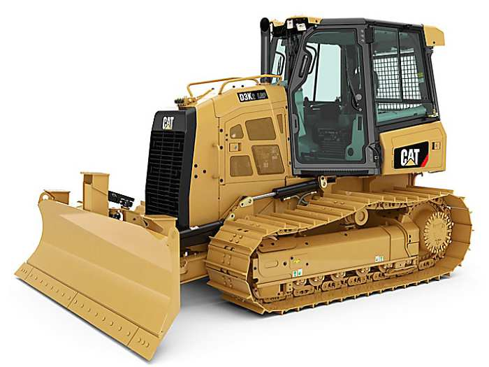 Бульдозер Caterpillar D3K2 XL